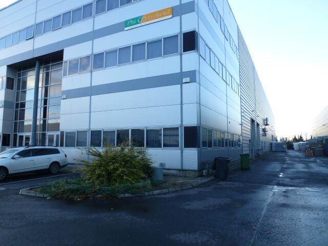 Blanchardstown dublin 15 office unit - non-domestic energy certificates